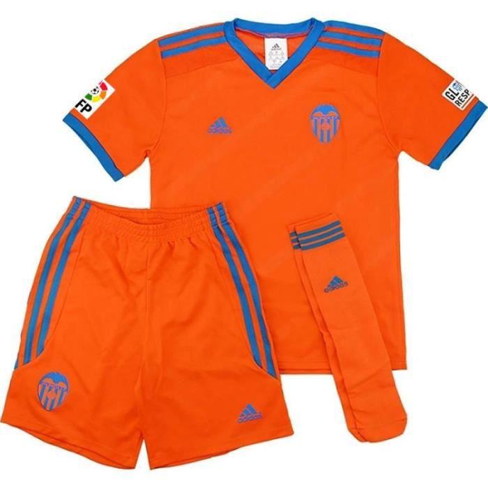 Mini kit enfant Valencia CF Adidas