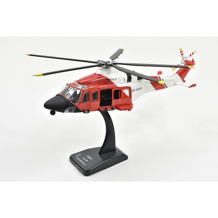 Maquette Hélicoptère Agusta Westland AW139 Coast Guard 1/48 Métal