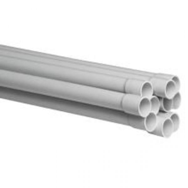 Conduit rigide IRL (gris - 40 - 3m - longueur