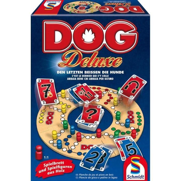 Dog Deluxe - Jeu de société - SCHMIDT AND SPIELE