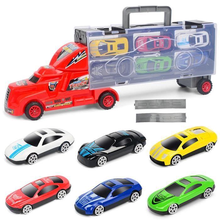 TD® Camion Jouet Enfant Jouet Intérieur/ Camion moderne tendance cadeau d'anniversaire ou Noël Enfant amusement