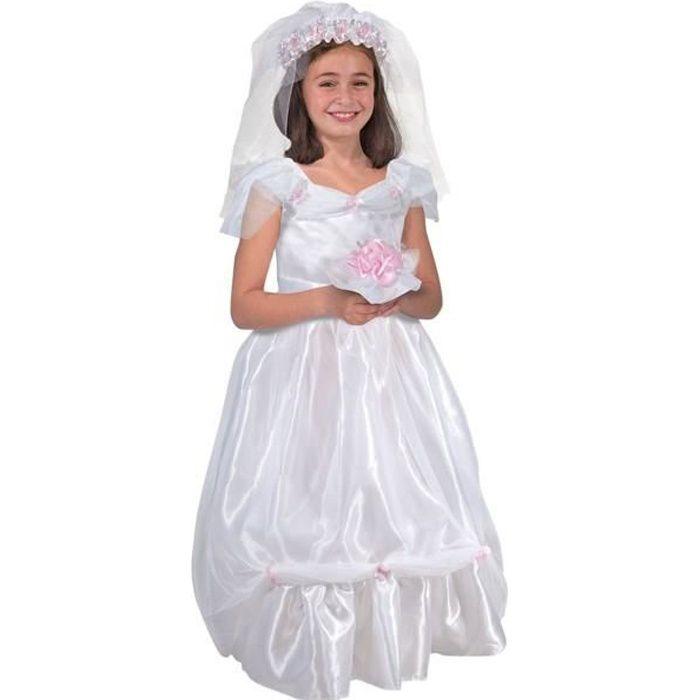 Deguisement Robe De Mariee Achat Vente Deguisement Panoplie Cdiscount