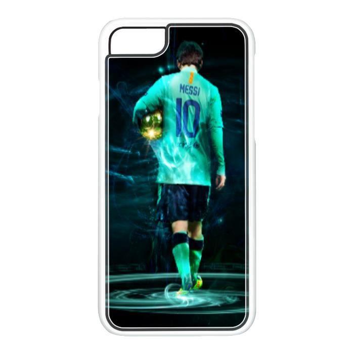 coque iphone 7 8 messi