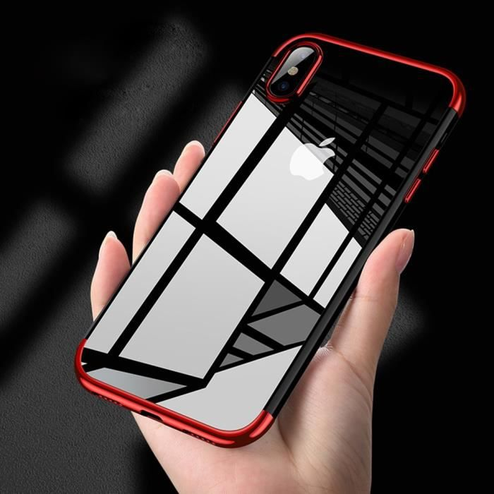 coque iphone x miroir