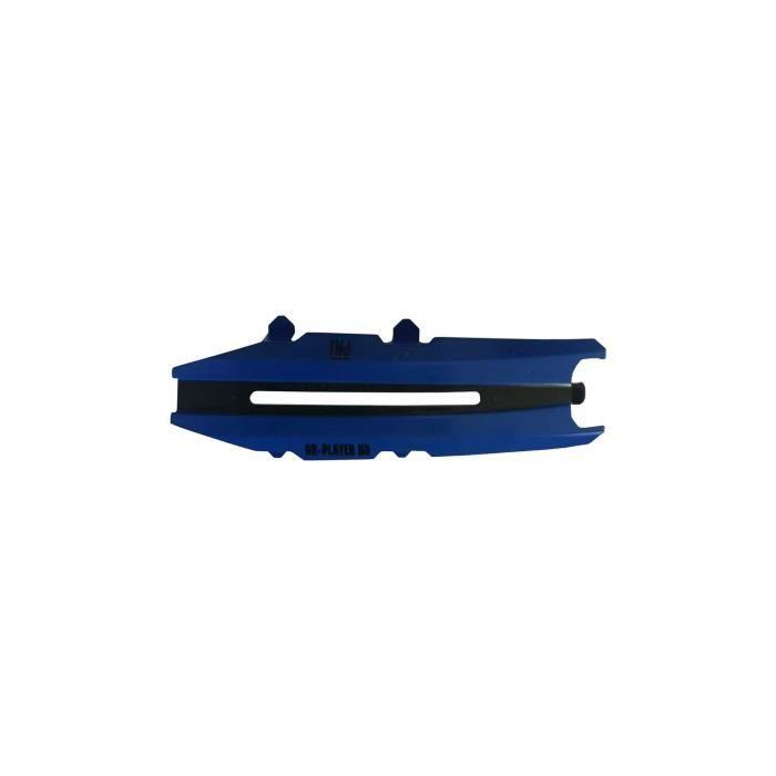 DRONE PNJ | Coque de protection bleu avec bande noire po