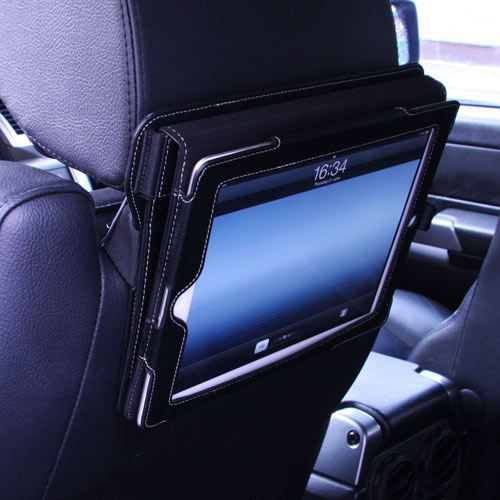 informatique accessoires tablettes tactiles snugg support voiture ipad f  snu