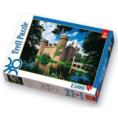 PUZZLE Puzzle 1500 pièces - Château Moyland, Allemagne