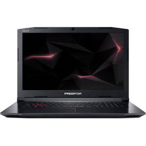 Achat discount PC Portable  PC Portable Gamer - ACER Predator PH317-52-550Y - 17,3