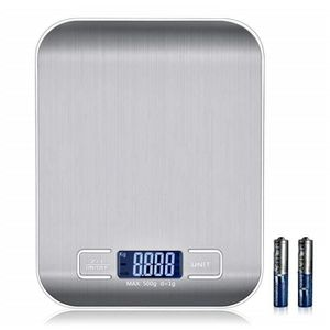 BALANCE ÉLECTRONIQUE Balance de Cuisine Electronique Digital,5kg,6 unit
