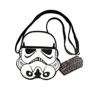CARTABLE Cartable OOPKV Star Wars Storm Trooper Sac bandoul