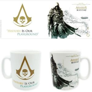 BOL - MUG - MAZAGRAN ABYSTYLE Mug Assassin'S Creed: History Is Our Play