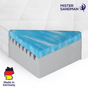 MATELAS Matelas en mousse gel 80 x 190 épaisseur 15 cm Mis