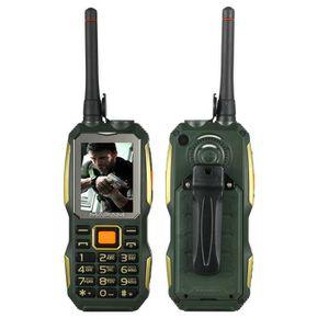 Téléphone portable M2 Téléphone tout terrain mobile antichoc dual sim
