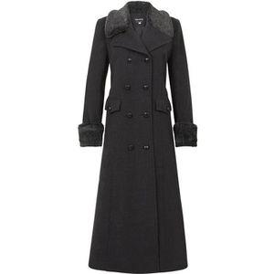 Women/'s canvas MAC taille 8 10 12 14 16 femme trench veste manteau camel et gris