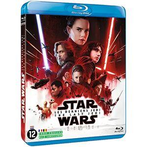 BLU-RAY FILM Star Wars : Les Derniers Jedi - Blu-ray 2D + Blu-r