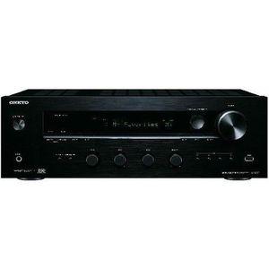 AMPLIFICATEUR HIFI ONKYO TX-8130 Ampli-tuner - 2 x 110 W - Noir