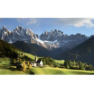 PUZZLE Puzzle 2000 pièces - Les Dolomites : Italie