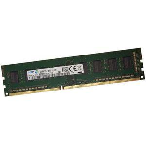 MÉMOIRE RAM 4Go RAM Samsung M378B5173EB0-YK0 DDR3 PC3L-12800U