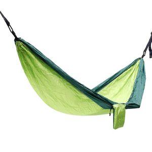 HAMAC DEMI Hamac 2 Personnes Camping Extérieur 270x140cm