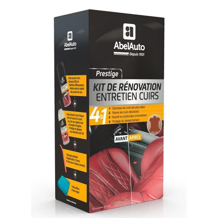 kit de rénovation entretien cuir-ABELAUTO