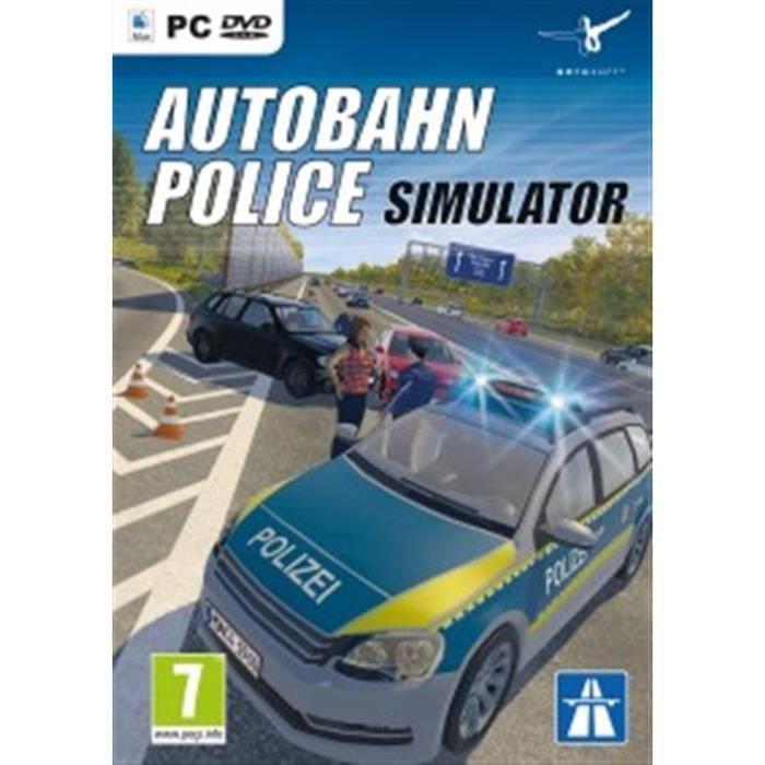 Autobahn-Police Simulator