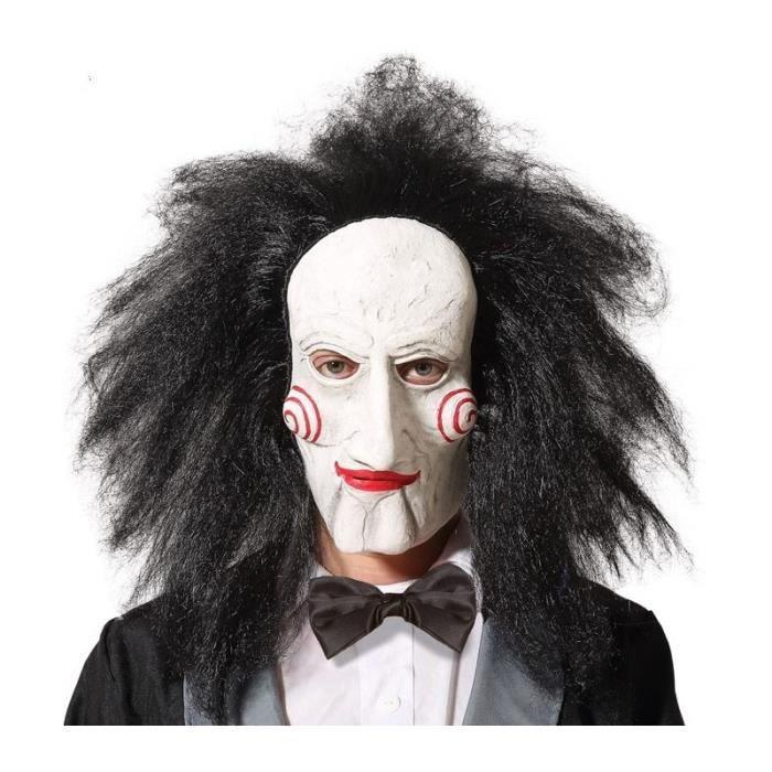 Masque Perruque Tueur en Série