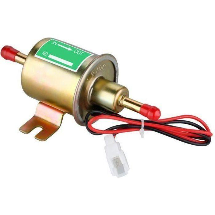 Toyota Pompe à Carburant électrique 12V Pompe à Essence électrique pour Gaz Basse Pression Moteurs Jaune HEP-02A L1041 S0BBC9