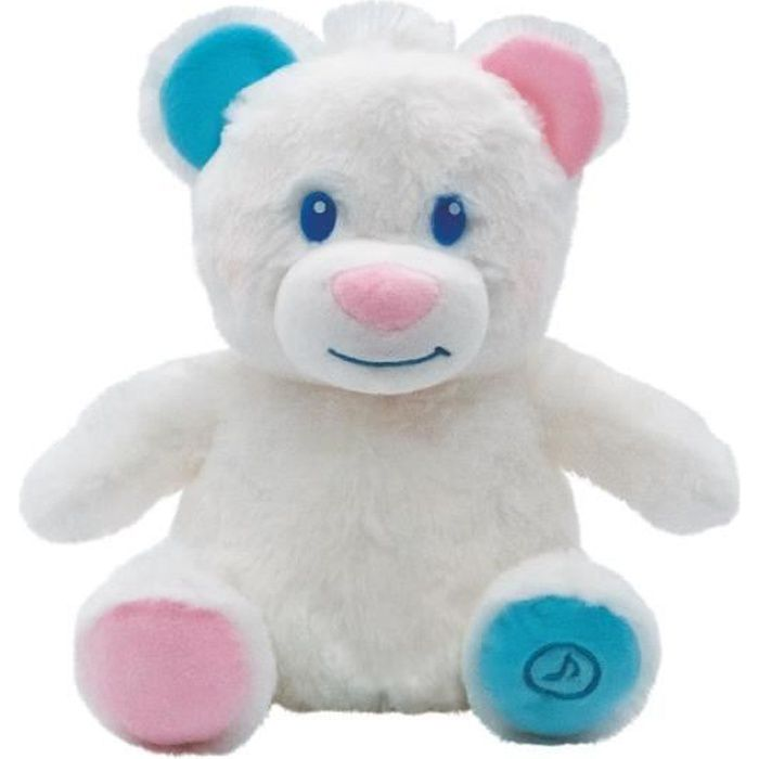 Splash Toys - Magicalin Baby Ourson - peluche 25 cm