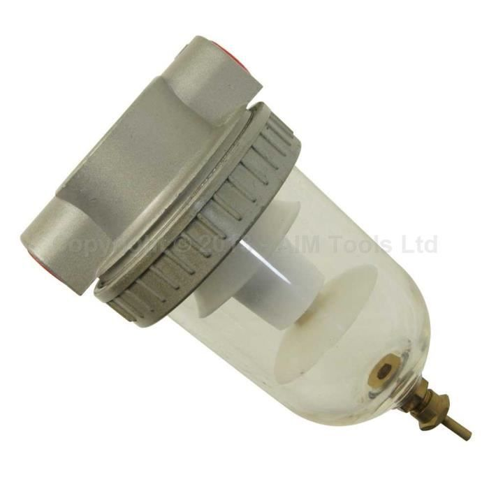 214208 grand volume compresseur d 39 air industriel ligne pi ge eau du s parateur d 39 eau du filtre - Compresseur d air leroy merlin ...
