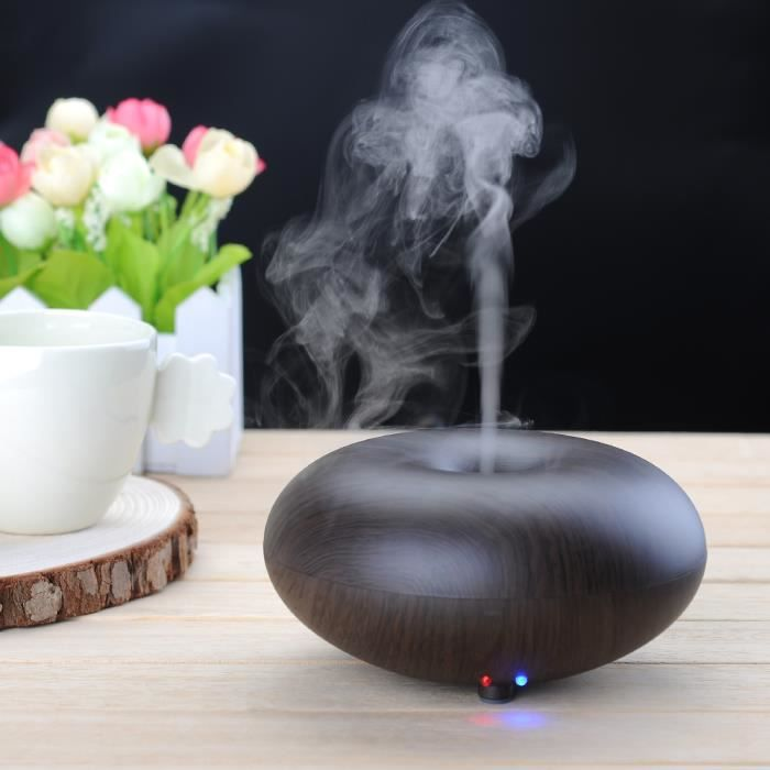 nouveau humidificateur ultrasonique diffuseur aroma diffuseur d 39 huiles essentielles diffuseur. Black Bedroom Furniture Sets. Home Design Ideas
