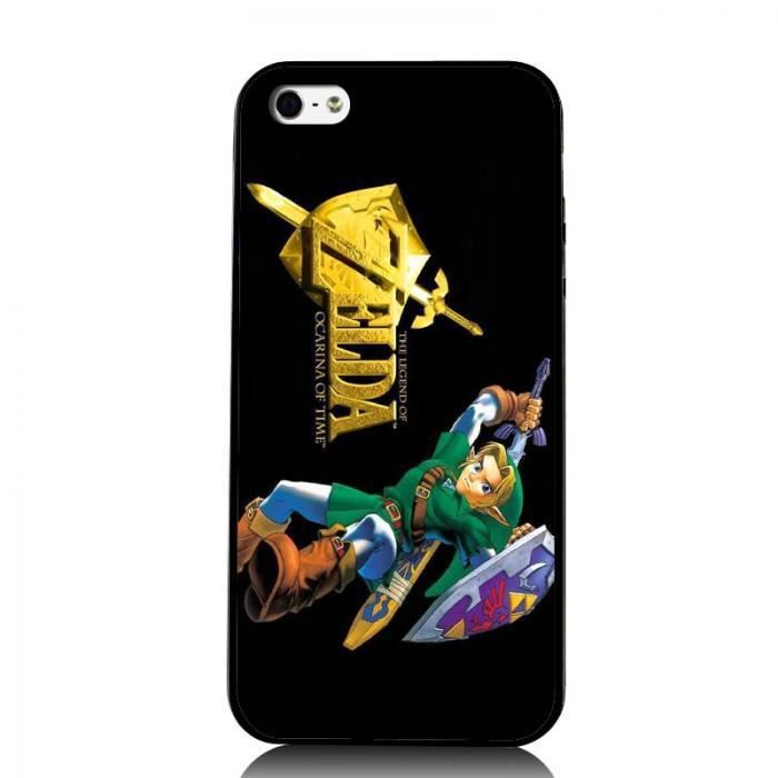 coque iphone 8 zelda triforce