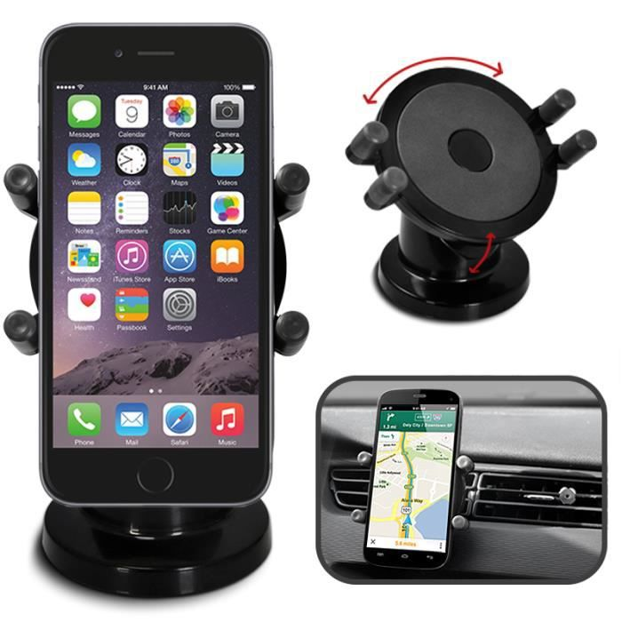 accessoires voiture iphone. Black Bedroom Furniture Sets. Home Design Ideas