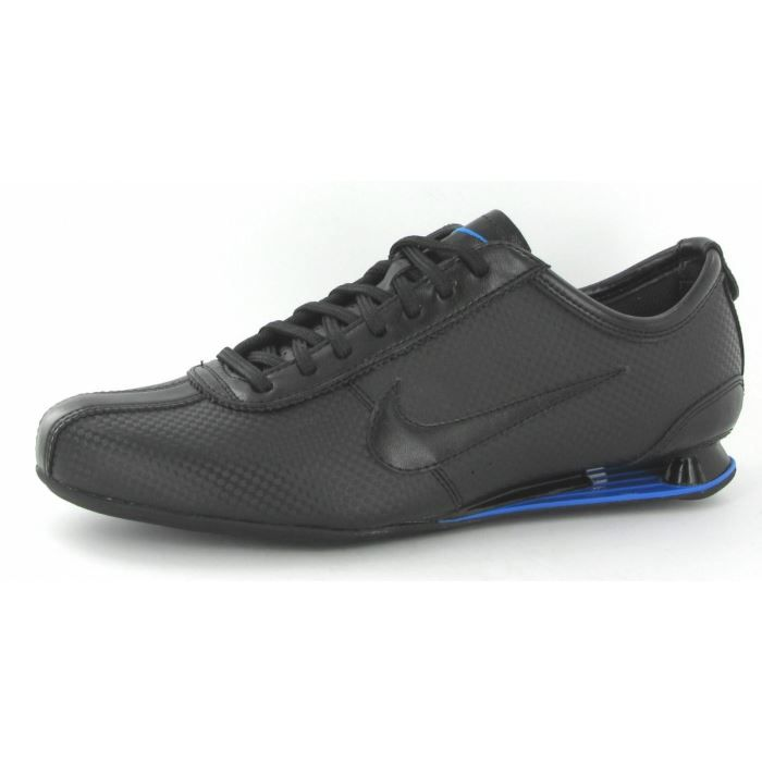 best price online retailer no sale tax Chaussures Nike Shox Rivalry... Noir Noir - Achat / Vente basket ...