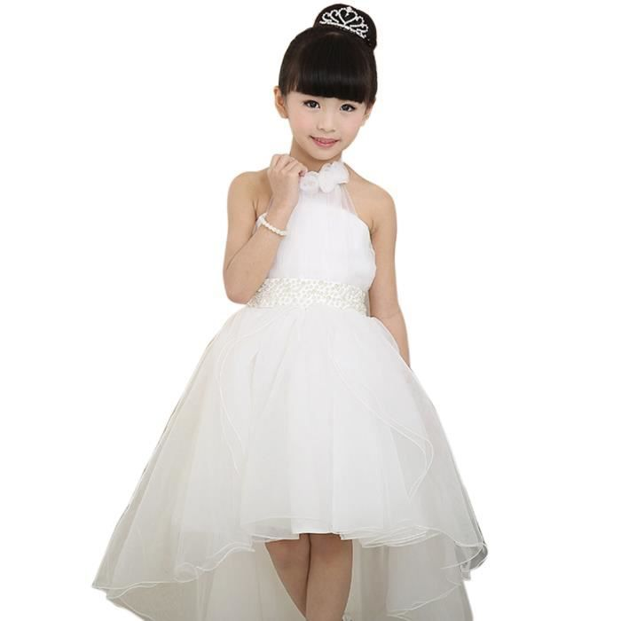 eozy robe de soir e mariage enfant fille tutu de princesse. Black Bedroom Furniture Sets. Home Design Ideas