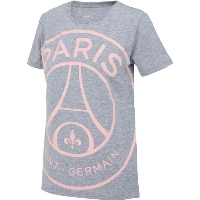 Collection Officielle Taille Femme PARIS SAINT-GERMAIN T-Shirt PSG