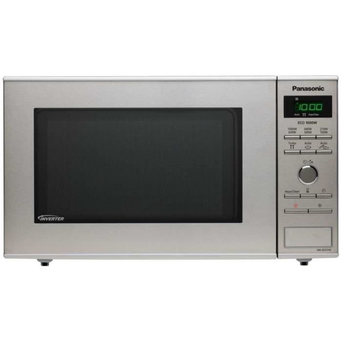 MICRO-ONDES Panasonic NN-GD37HSUPG, Comptoir, Micro-ondes gril