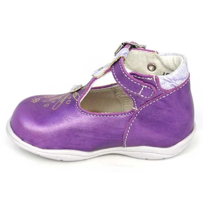 Chaussures Fille - Babies violet...