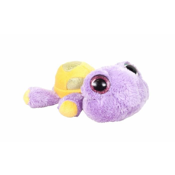 FAMOSA PINYPON Peluche animaux 25cm - Tortue Vi