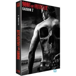 DVD SÉRIE DVD Sons Of Anarchy Saison 7 - Coffret 5 DVD - Sér