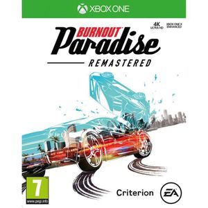 JEU XBOX ONE Burnout Paradise: Remastered Jeu Xbox One