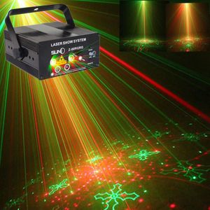 Laser lumineux