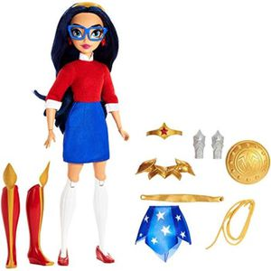 "14/"" Tall Harley Quinn les chauves-souris Wonder Woman New DC Super Hero filles toddler doll"