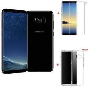 SMARTPHONE RECOND. Samsung Galaxy S8 G950F 64GO Noir version Européen