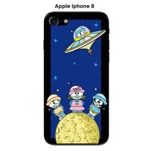 coque iphone 8 clockwork planet