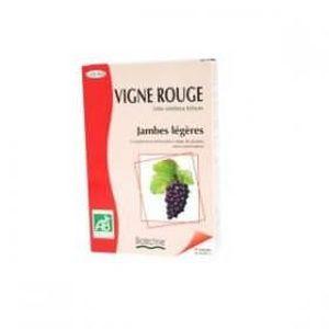 CIRCULATION SANGUINE Vigne rouge Bio - 20 ampoules - Biotechnie