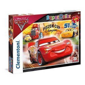 PUZZLE Clementoni 27075 - JEUX/JOUETS - PUZZLE - ` `Cars
