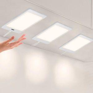 ECLAIRAGE DE MEUBLE ENUOTEK Lot 3 Lampes de Panneau Eclairage à LED -