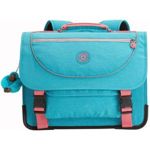 CARTABLE Cartable Kipling Preppy Bright Aqua 41 CM