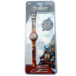 MONTRE montre enfant digitale iron man ironman marvel