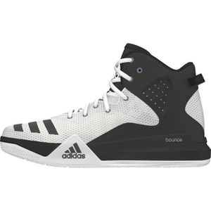 CHAUSSURES BASKET-BALL Chaussures montantes adidas Dual Threat B-ball bla